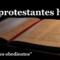 """""""Ser Protestantes Hoy"""" Primer Encuentro-Taller"""